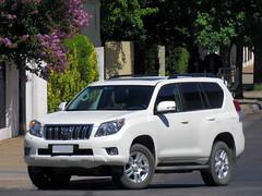 Toyota Land Cruiser Prado 4.0 TX-L 2011