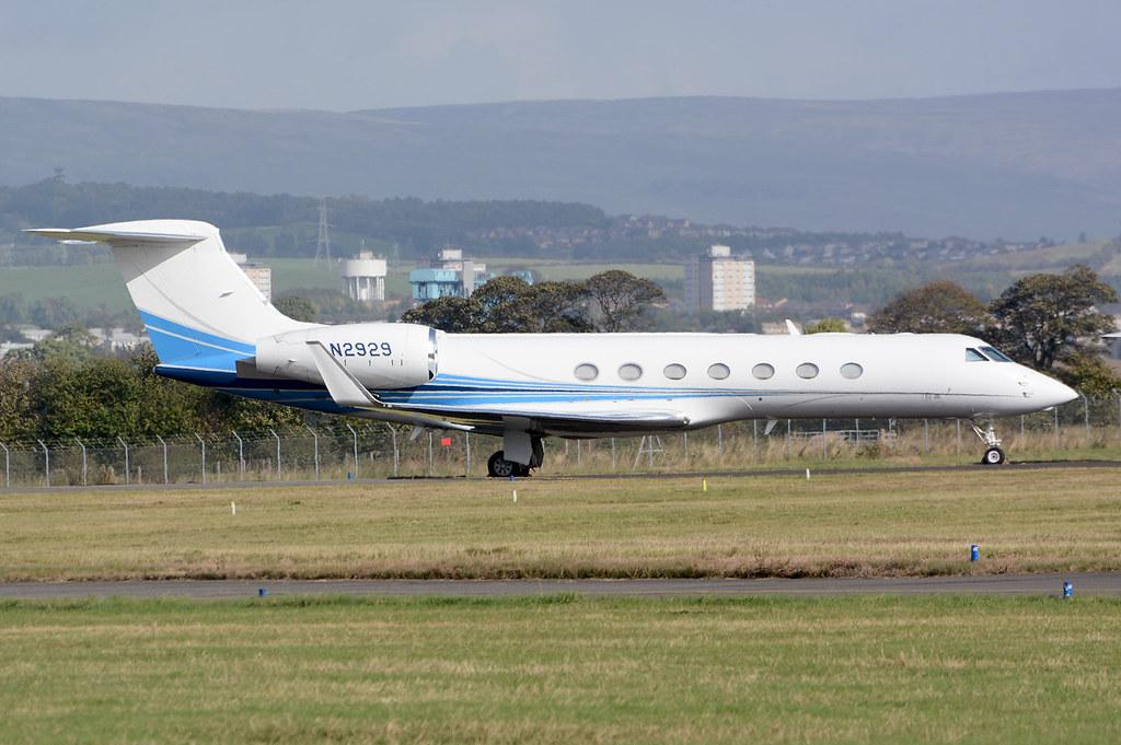 N2929 - GLF5 - Executive Jet Management