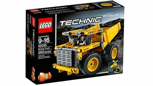 LEGO Technic 42035