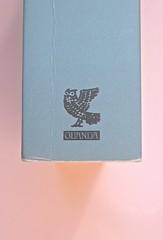 André Aciman, Chiamami col tuo nome. Guanda 2014. grafica di Guido Scarabottolo; illustrazione Giovanni Mulazzani. Dorso (part.), 1