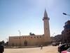 Archaeological El-Lamaty mosque - formerly Cross Monastery - City of Minya - By Amgad Ellia 06