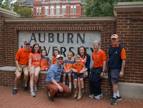 Auburn sign