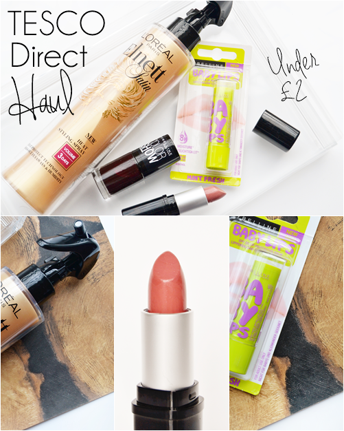 Tesco_Direct_Beauty_Haul