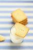 Biscuits sablés fleur de sel