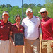 JUCO Weekly posted a photo:	From left, JCJC associate head coach Bob Herrington, athletic director Katie Herrington, head coach Chris Robinson and assistant coach Carlos Castro celebrate after the Lady Bobcats won their third straight MACJC state softball championship over Mississippi Gulf Coast in May at Itawamba.
