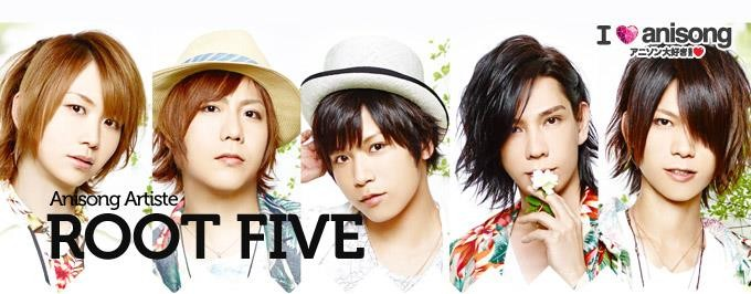 Five More Acts Complete AFA 2014 I Love Anisong Mega Anime Music Festival Line-up Root Five