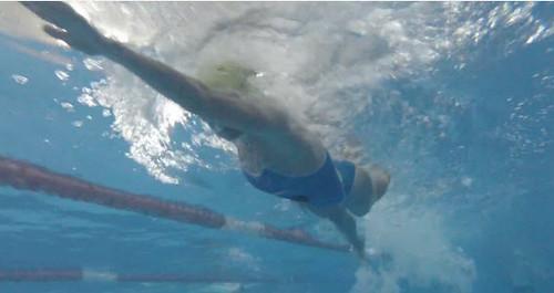 Objetivos de natación de este año