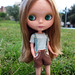 Mint&brown Jumphosen by MforMonkey