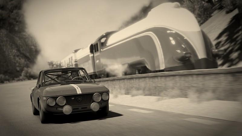 1969 Lancia Fulvia Coupe 1.6 HF Rallye