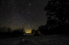 Eastern Skies; Sunkhaze Meadows, Benton, Maine