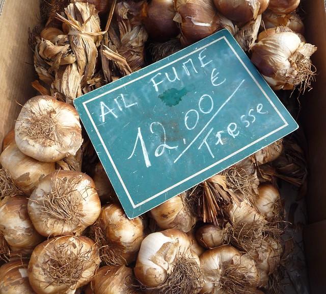 Courseulles-sur-Mer market