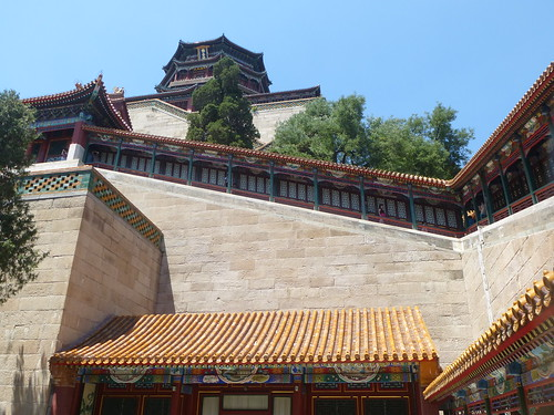 Beijing-Hall of Happiness and Longetivity (4)