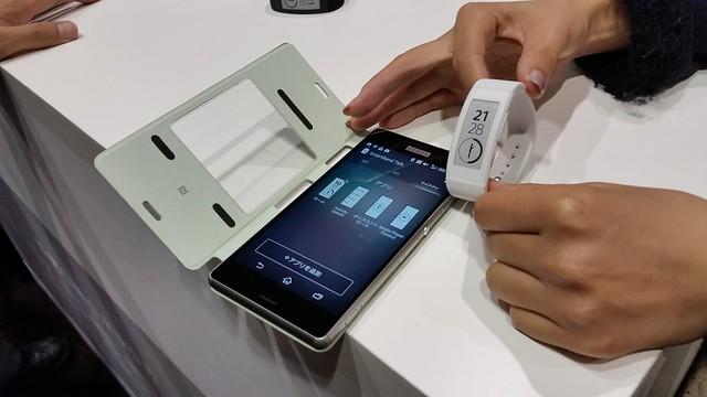 smartband-talk