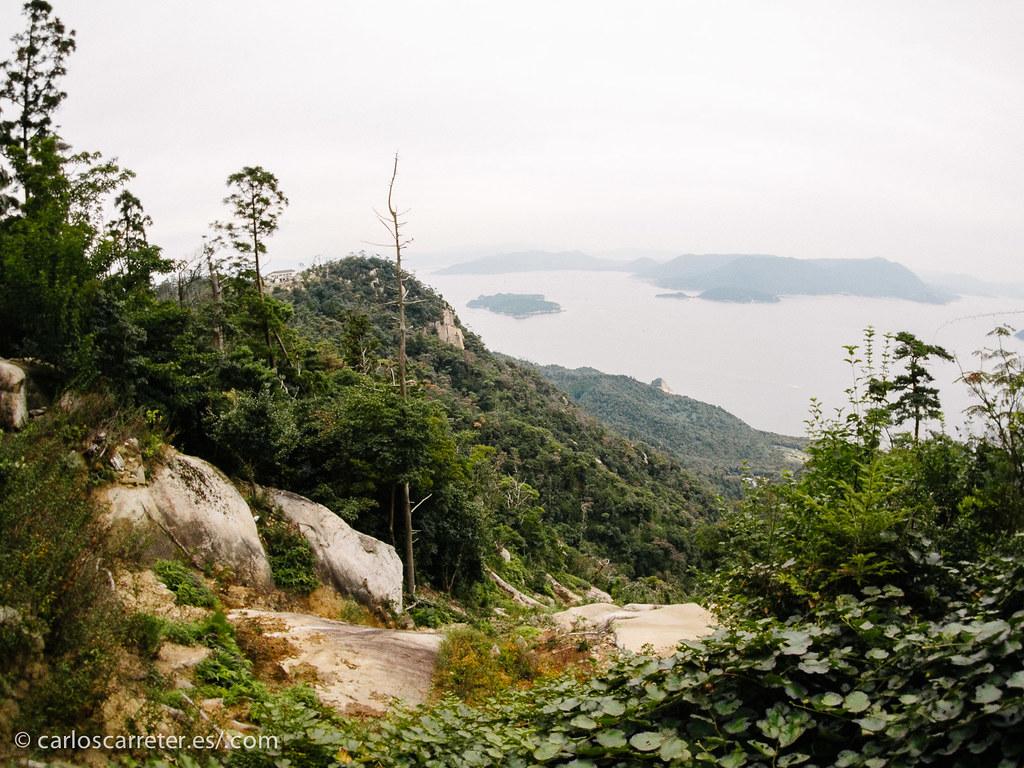 Bosque primoridial de Utsukushima y Mar Interior de Seto - Miyajima