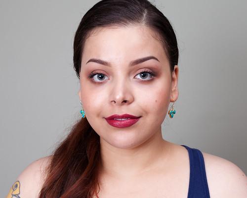 NARS Audrey Audacious Lipstick