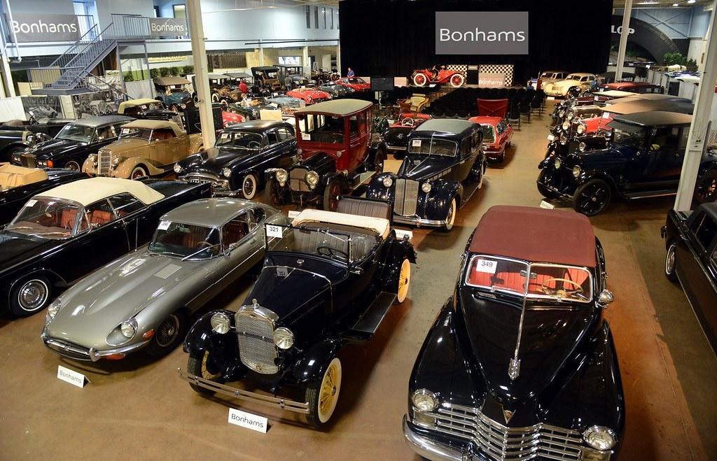 Bonhams auction preserving the automobile october 6 2014 for Motor vehicle philadelphia pa