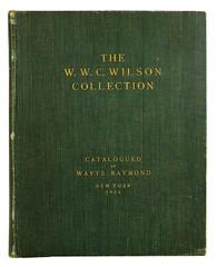 W.W.C. Wilson sale