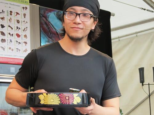 Dan from Goto Sushi