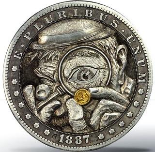 Hobo Nickel-Dollar Old-Time Numismatist