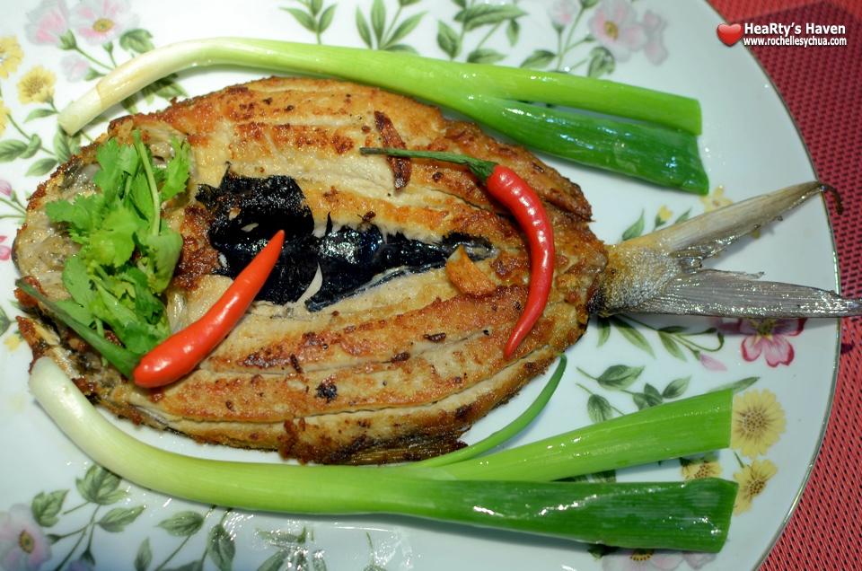 Fried Boneless Bangus
