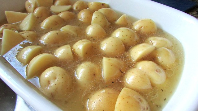 The Perfect Oven-Roasted Potatoes