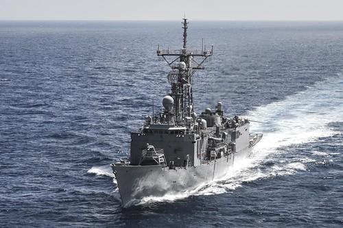 USS Rodney M Davis to Decommission After 28 Years of Service
