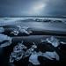 Ice Beach by Bill Devlin