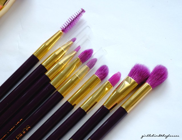 Sonia Kashuk 15th Anniversary Eye Brushes