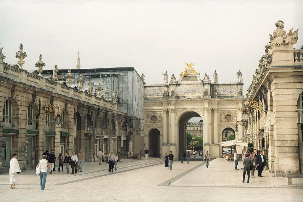 Nancy - Place Stanislas-14