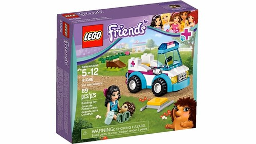 LEGO Friends 41086