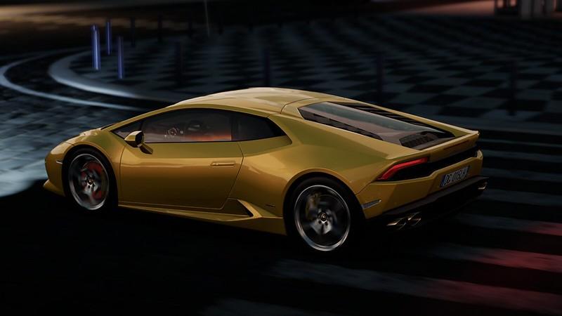 2014 Lamborghini Huracán LP 610-4