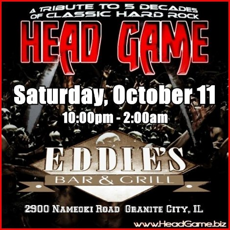 Head Game 10-11-14