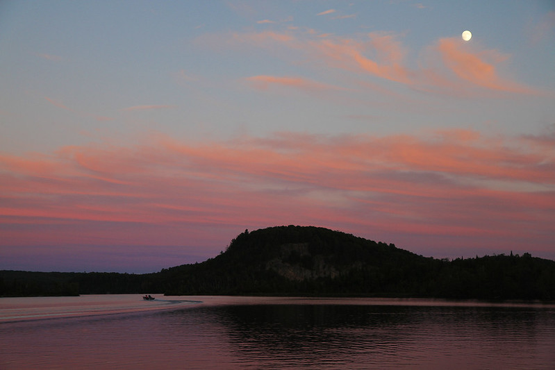 sunset moonrise6