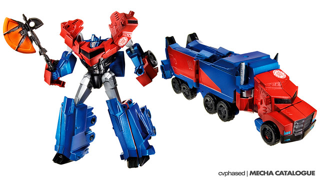 TRANSFORMERS Robots In Disguise - Official Figure Shots