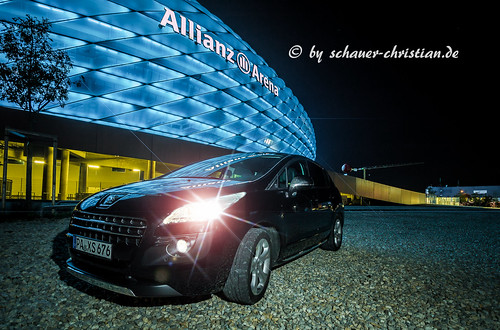 Allianz Arena - Home of the Stars