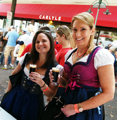 Stouts & dirndls for Oktoberfest