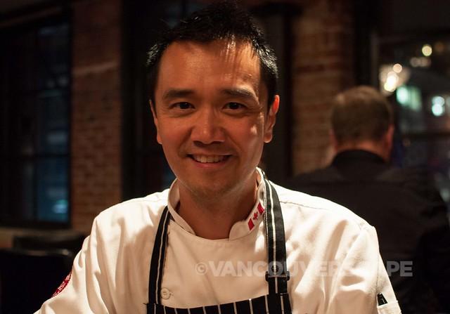 Earl's Chef David Wong