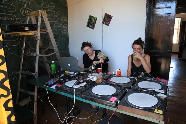 BRANLEMAMMOUTH. Residencia artística en Platohedro