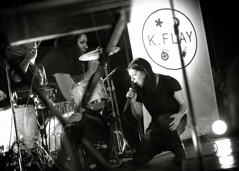 K. Flay @ The Demo
