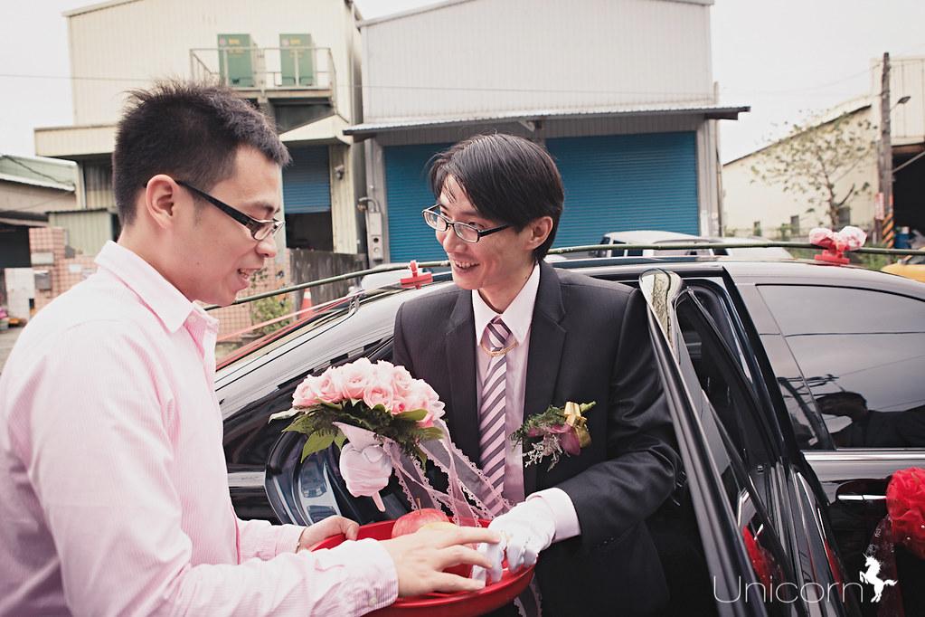 《結婚宴》建霖 & 虹伶婚禮攝影 / 欣榕園泰山店