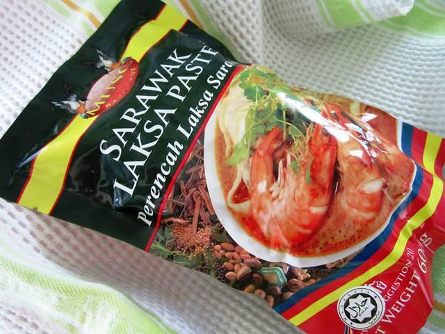 MUSC Raja Laut Sarawak laksa paste