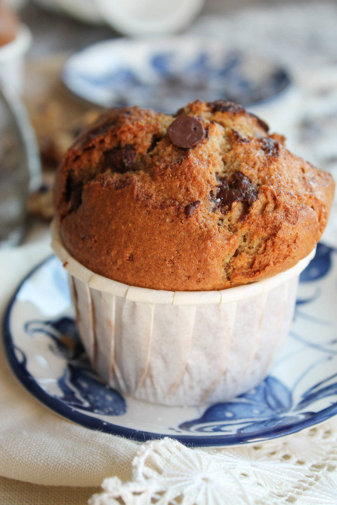 Recette de muffins chocolat