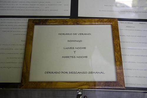 Restaurante Rodero, Pamplona
