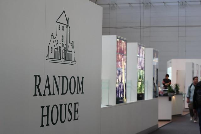Random House - Frankfurt Buchmesse 2014