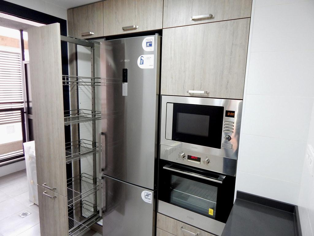 Muebles de cocina modelo bali for Muebles para despensa cocina