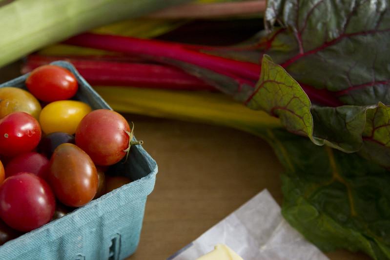 farmers' market galette
