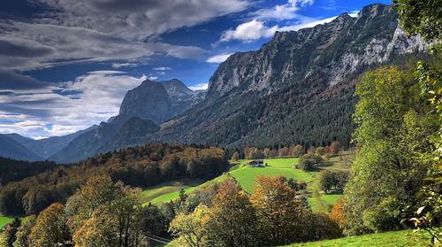 bayern deutschland oberbayern alpen ramsau bayernbavaria alpenstrase infinitexposure