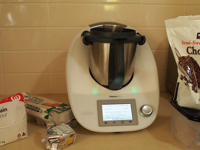 how to clean thermomix tm5