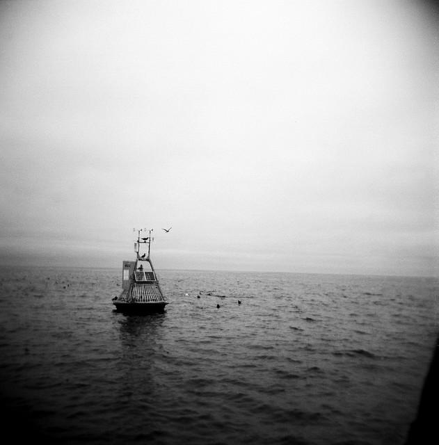 Half Moon Bay weather buoy