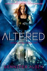 Altered by Gennifer Albin - Signed!